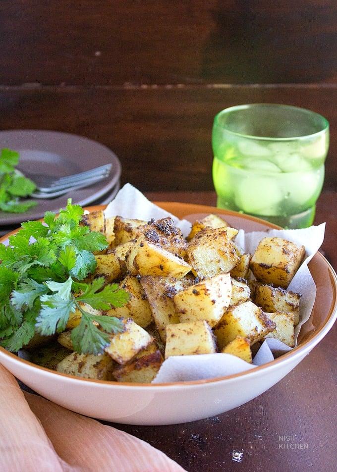 bomaby roast potatoes recipe