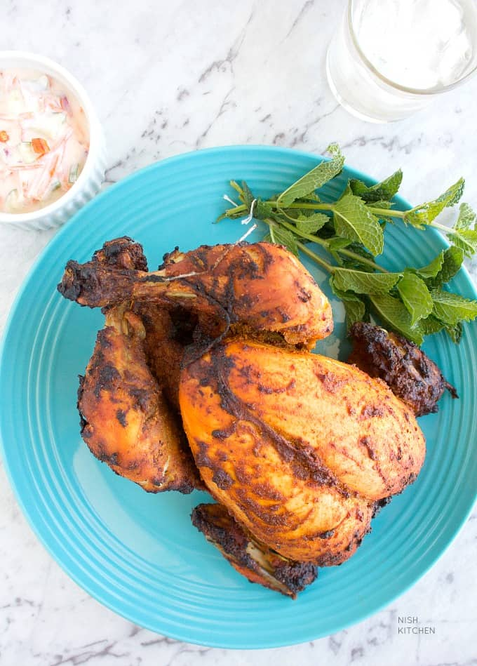 empire roast chicken recipe