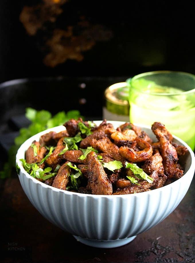 Spicy lamb Stir fry