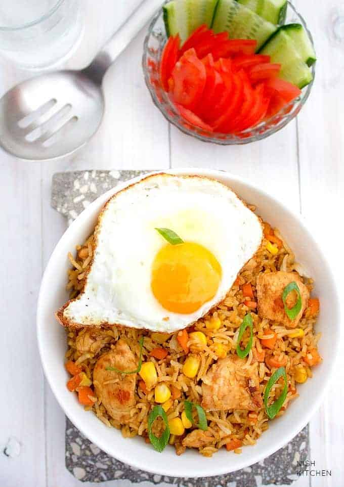 indonesian fried rice