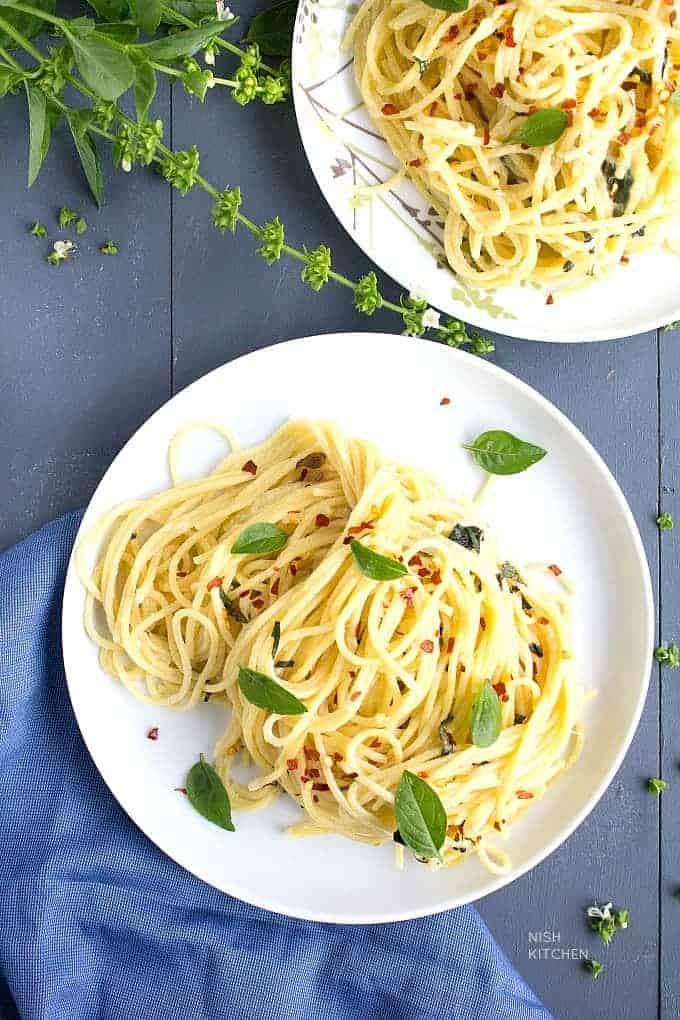 creamy pasta sauce without cream recipe video